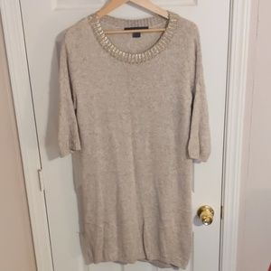 French Connection sweater dress medium